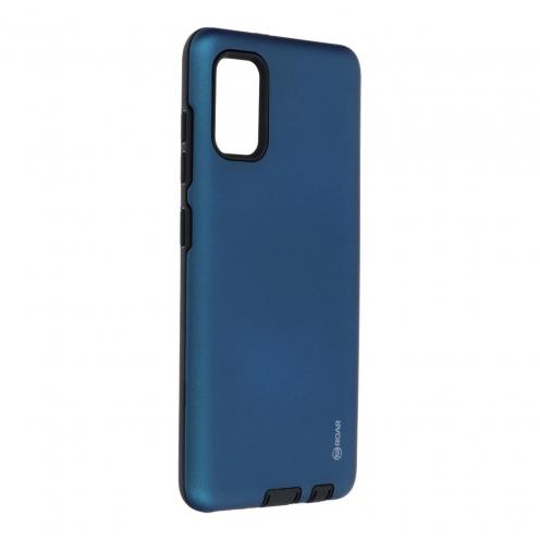 Coque Antichoc Roar© Rico Armor Pour Samsung Galaxy A41 Bleu Marine