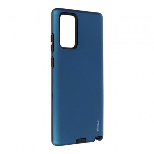 Coque Antichoc Roar© Rico Armor Pour Samsung Galaxy Note 20 Bleu Marine