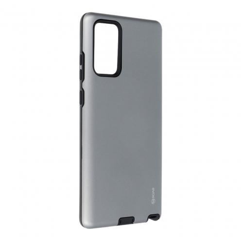 Coque Antichoc Roar© Rico Armor Pour Samsung Galaxy Note 20 Gris