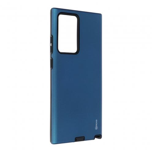 Coque Antichoc Roar© Rico Armor Pour Samsung Galaxy Note 20 Ultra Bleu Marine