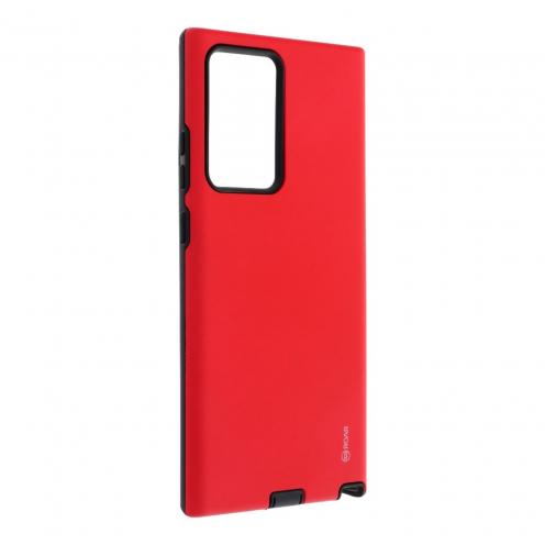 Coque Antichoc Roar© Rico Armor Pour Samsung Galaxy Note 20 Ultra Rouge
