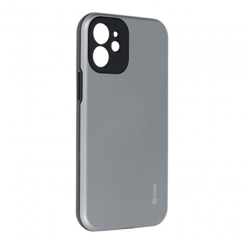 Coque Antichoc Roar© Rico Armor Pour iPhone 12 Mini Gris