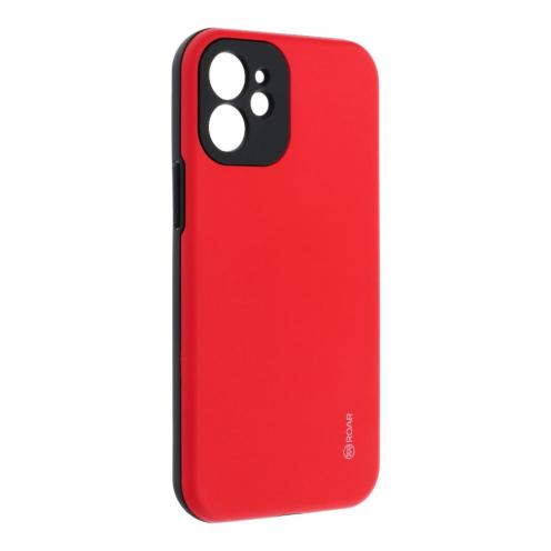 Coque Antichoc Roar© Rico Armor Pour iPhone 12 Mini Rouge