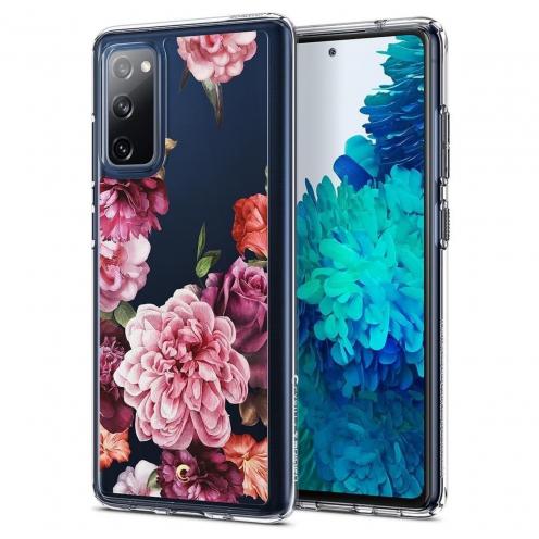 Coque Spigen® Cyrill Cecile Pour Samsung S20 FE rose floral
