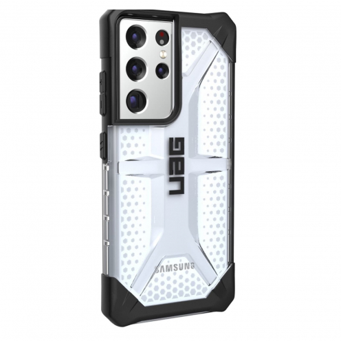Coque Antichoc Urban Armor Gear® UAG Plasma Pour Samsung S21 ULTRA transparent