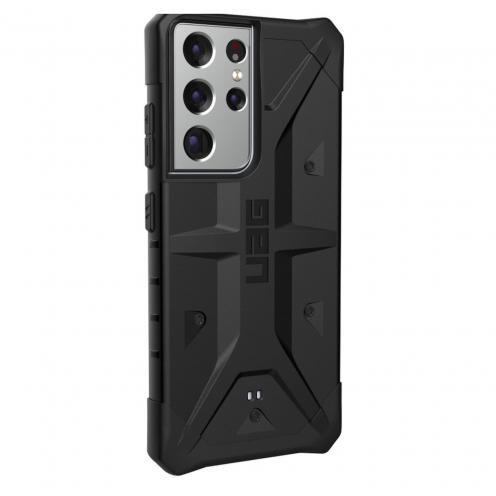 Coque Antichoc Urban Armor Gear® UAG Pathfinder Pour Samsung S21 Ultra Noir