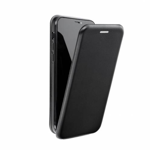 Etui à rabat vertical Elegance Flexi Pour iPhone 6 PLUS / 6S PLUS Noir