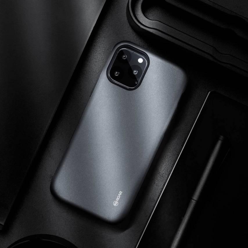 Coque Antichoc Roar© Rico Armor Pour Huawei Y3 2017 Gris