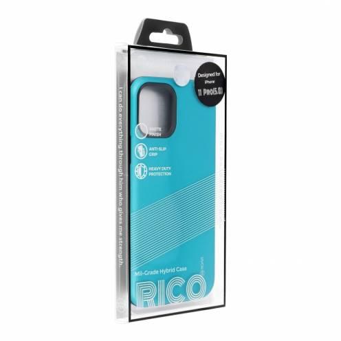 Coque Antichoc Roar© Rico Armor Pour iPhone 11 Bleu Ciel