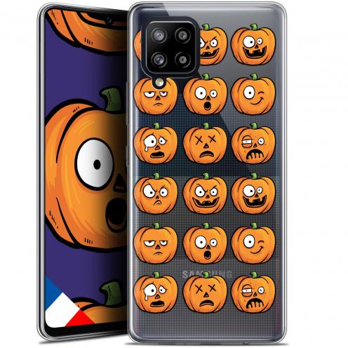 "Coque Gel Samsung Galaxy A42 5G (6.6"") Halloween - Cartoon Citrouille"