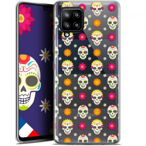 "Coque Gel Samsung Galaxy A42 5G (6.6"") Halloween - Skull Halloween"