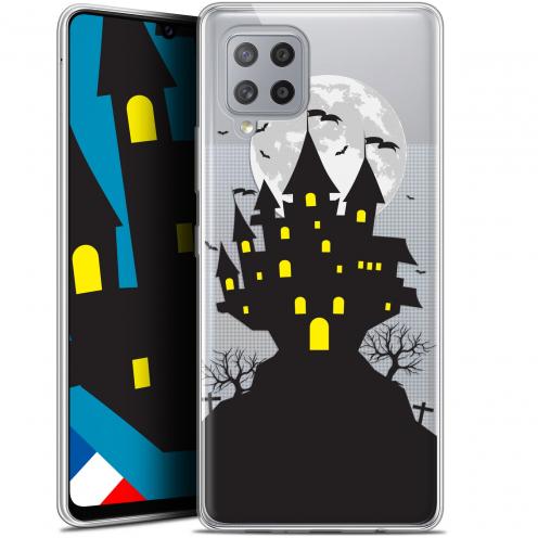 "Coque Gel Samsung Galaxy A42 5G (6.6"") Halloween - Castle Scream"