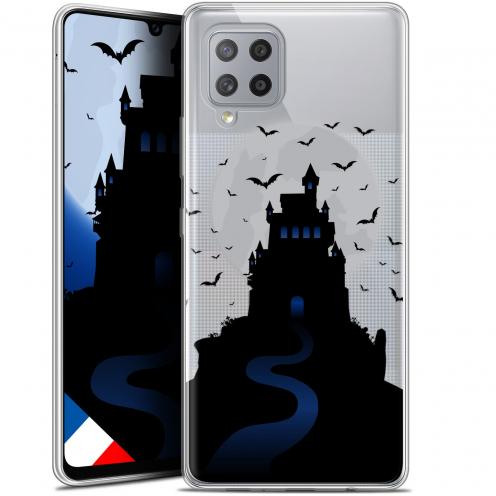 """Coque Gel Samsung Galaxy A42 5G (6.6"""") Halloween - Castle Nightmare"""