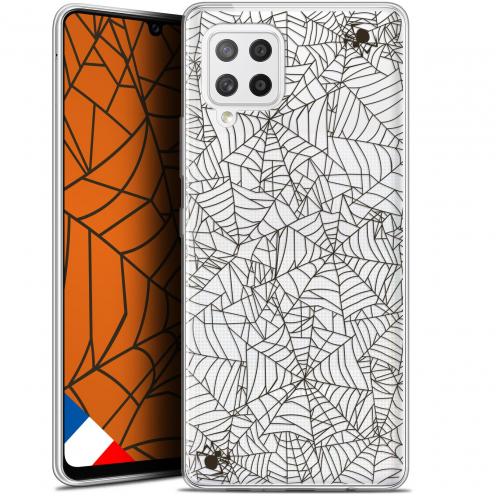 "Coque Gel Samsung Galaxy A42 5G (6.6"") Halloween - Spooky Spider"