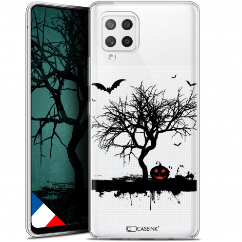 "Coque Gel Samsung Galaxy A42 5G (6.6"") Halloween - Devil's Tree"