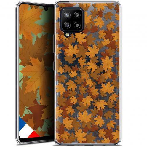 """Coque Gel Samsung Galaxy A42 5G (6.6"""") Autumn 16 - Feuilles"""
