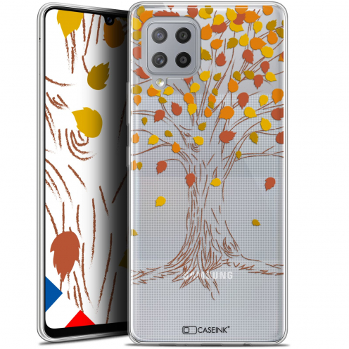 "Coque Gel Samsung Galaxy A42 5G (6.6"") Autumn 16 - Tree"