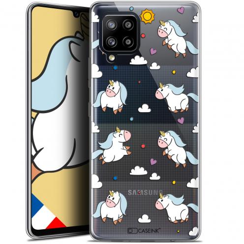 "Coque Gel Samsung Galaxy A42 5G (6.6"") Fantasia - Licorne In the Sky"