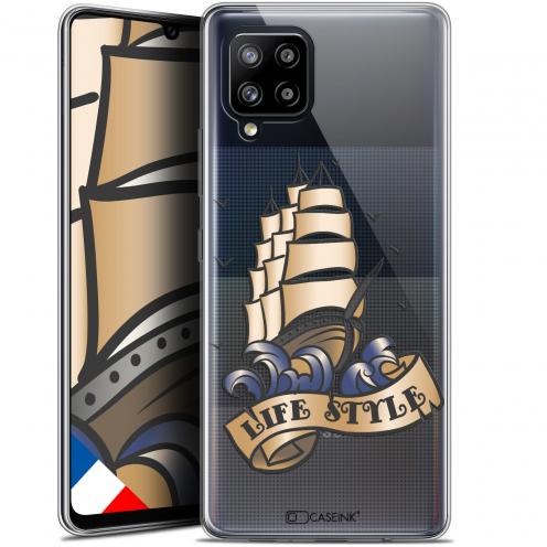 """Coque Gel Samsung Galaxy A42 5G (6.6"""") Tatoo Lover - Fashion"""