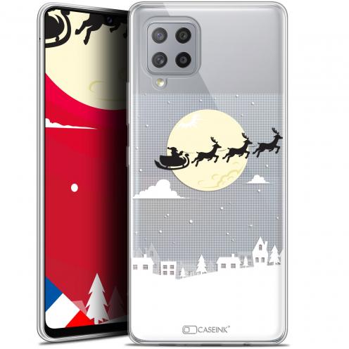 """Coque Gel Samsung Galaxy A42 5G (6.6"""") Noël - Flying Stanta"""