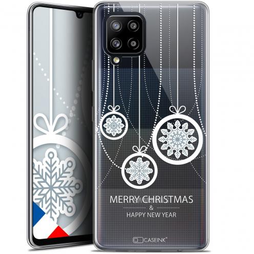 "Coque Gel Samsung Galaxy A42 5G (6.6"") Noël - Christmas Balls"