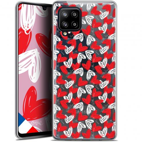 "Coque Gel Samsung Galaxy A42 5G (6.6"") Love - With Love"