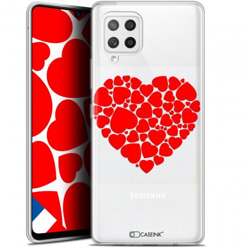 """Coque Gel Samsung Galaxy A42 5G (6.6"""") Love - Coeur des Coeurs"""