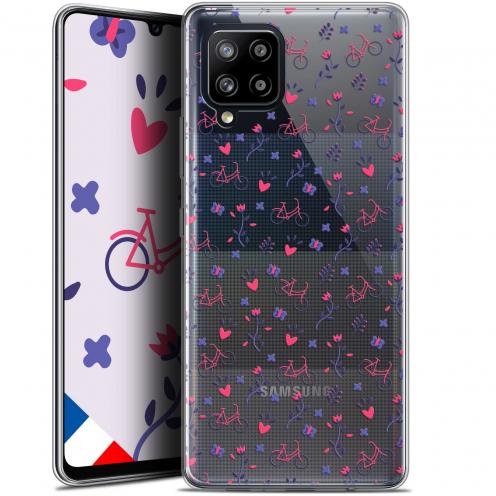 "Coque Gel Samsung Galaxy A42 5G (6.6"") Love - Bicycle"