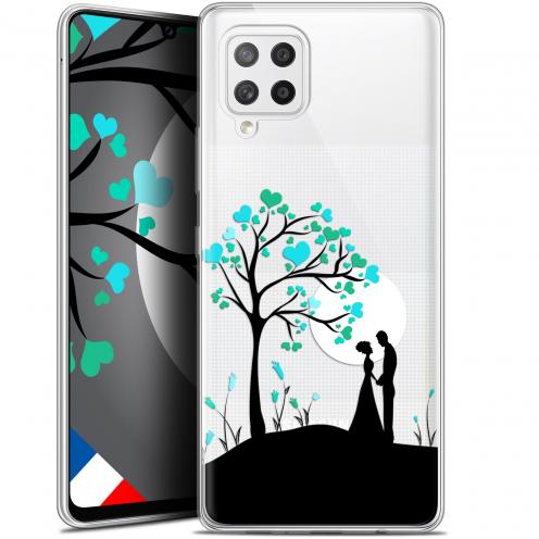 """Coque Gel Samsung Galaxy A42 5G (6.6"""") Love - Sous l'arbre"""