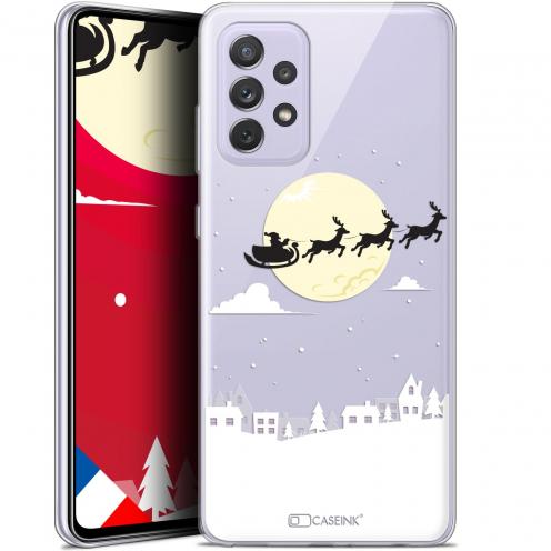 """Coque Gel Samsung Galaxy A72 4G/5G (6.7"""") Noël - Flying Stanta"""