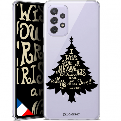 """Coque Gel Samsung Galaxy A72 4G/5G (6.7"""") Noël - XOXO Tree"""