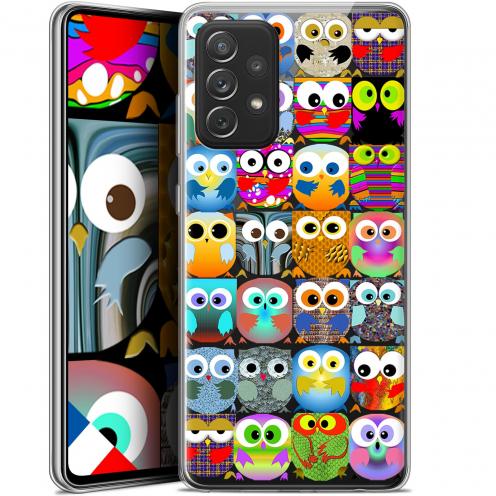 """Coque Gel Samsung Galaxy A72 4G/5G (6.7"""") Claude - Hibous"""