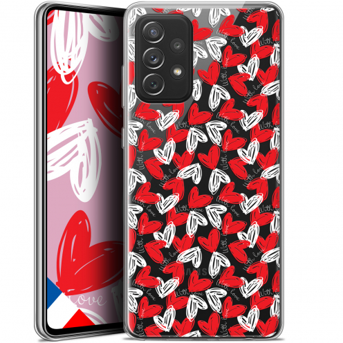 "Coque Gel Samsung Galaxy A72 4G/5G (6.7"") Love - With Love"