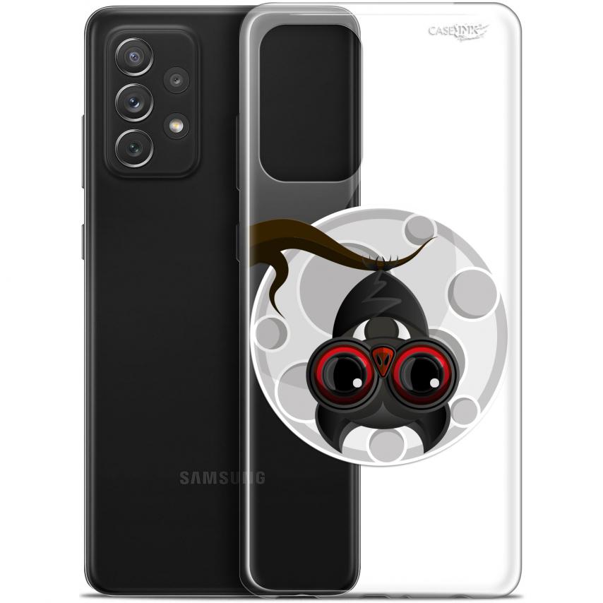"Coque Gel Samsung Galaxy A72 4G/5G (6.7"") Motif - Petit Vampire"