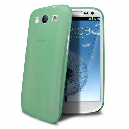 Coque Ultra Fine 0.3mm Frost Samsung Galaxy S3 Verte
