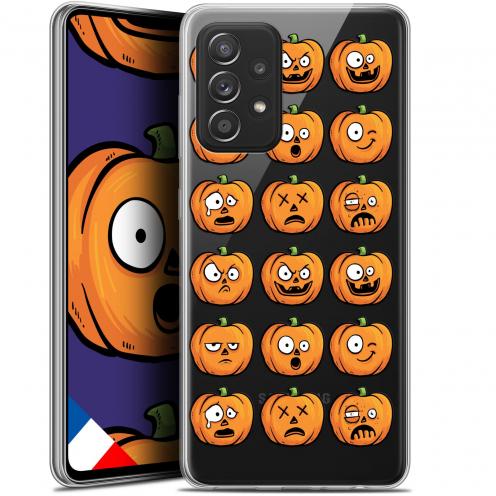 "Coque Gel Samsung Galaxy A52 5G (6.5"") Halloween - Cartoon Citrouille"
