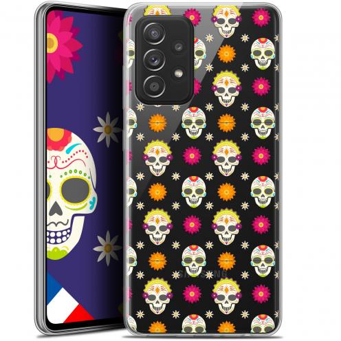 "Coque Gel Samsung Galaxy A52 5G (6.5"") Halloween - Skull Halloween"
