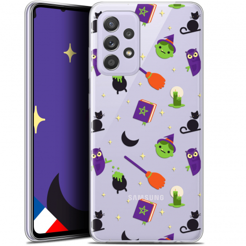 "Coque Gel Samsung Galaxy A52 5G (6.5"") Halloween - Witch Potter"