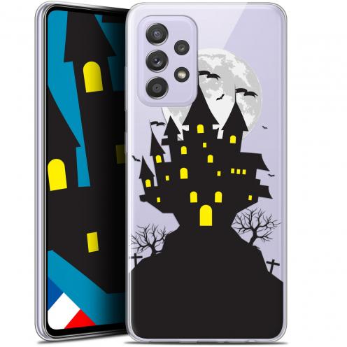 "Coque Gel Samsung Galaxy A52 5G (6.5"") Halloween - Castle Scream"