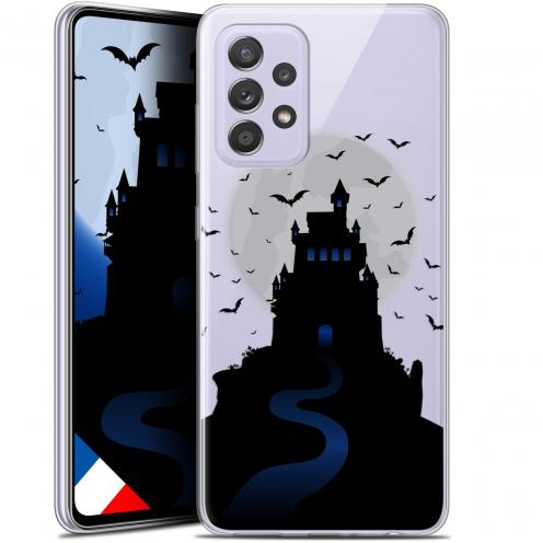 """Coque Gel Samsung Galaxy A52 5G (6.5"""") Halloween - Castle Nightmare"""