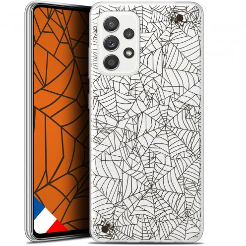 "Coque Gel Samsung Galaxy A52 5G (6.5"") Halloween - Spooky Spider"