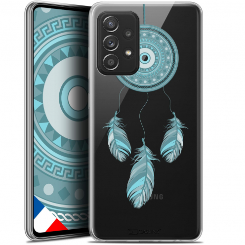 "Coque Gel Samsung Galaxy A52 5G (6.5"") Dreamy - Attrape Rêves Blue"
