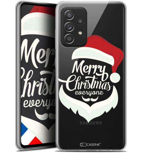 "Coque Gel Samsung Galaxy A52 5G (6.5"") Noël - Merry Everyone"