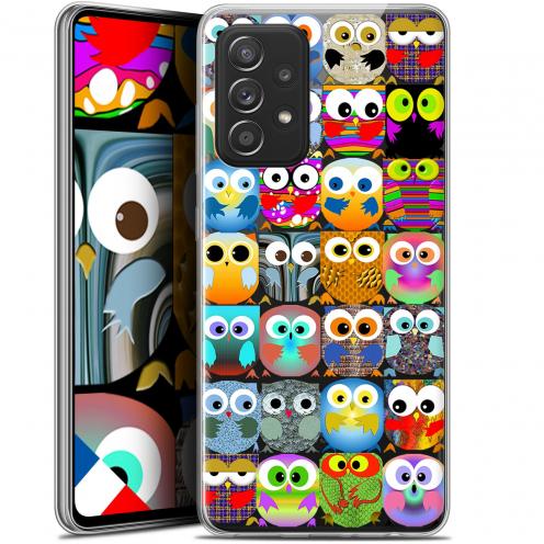 """Coque Gel Samsung Galaxy A52 5G (6.5"""") Claude - Hibous"""