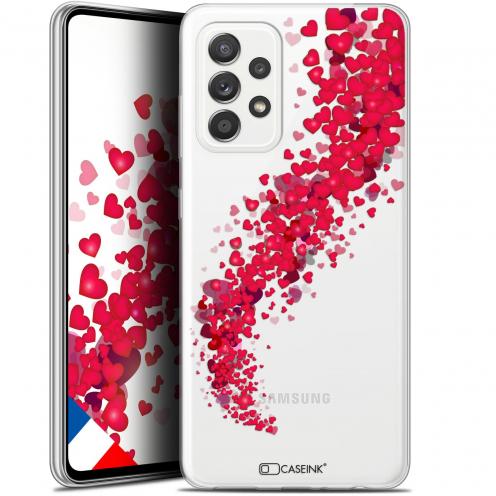 "Coque Gel Samsung Galaxy A52 5G (6.5"") Love - Tornado"
