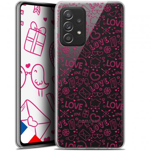 "Coque Gel Samsung Galaxy A52 5G (6.5"") Love - Doodle"