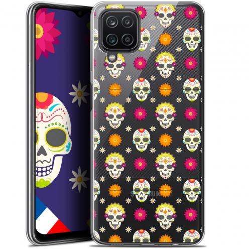 """Coque Gel Samsung Galaxy A12 (6.5"""") Halloween - Skull Halloween"""