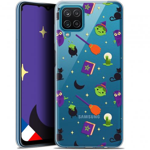 "Coque Gel Samsung Galaxy A12 (6.5"") Halloween - Witch Potter"
