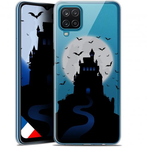 """Coque Gel Samsung Galaxy A12 (6.5"""") Halloween - Castle Nightmare"""