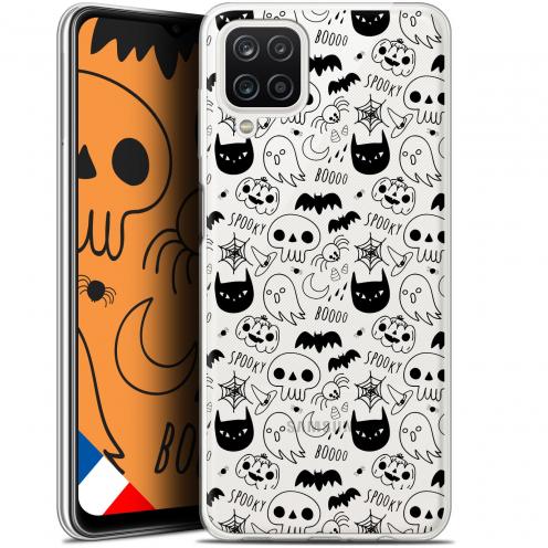 "Coque Gel Samsung Galaxy A12 (6.5"") Halloween - Spooky"